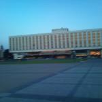 Warschau Victoria Hotel 2011