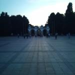 Warschau Denkmal des unbekannten Soldaten 2011
