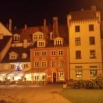 Riga in der Nacht 2011