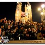Pub Crawl Krakow 2011 Group