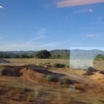 Im AVE nach Madrid