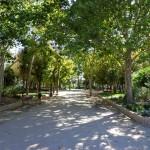 Park in Madrid